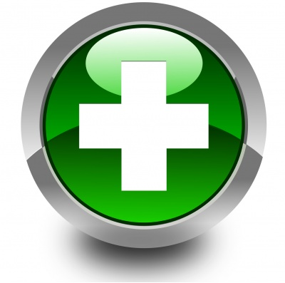 First aid for sprains
