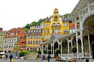 Санаторно- курортное лечение в Чехии