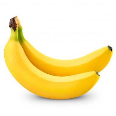On the healing properties of bananas