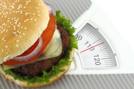 Акупрессура и снижение веса