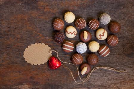 Как определить поддельный шоколад?