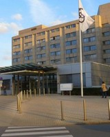 Neurological Centre Alfred Krupp Duisburg Essen