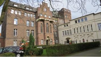 Больница св. Марии г. Дюссельдорф